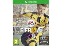 Fifa 17 (xbox one) (New)