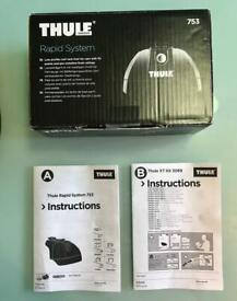 Thule Rapid System Foot Pack
