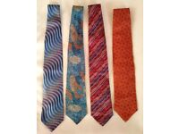 Designer Ties - 4 - All brand new