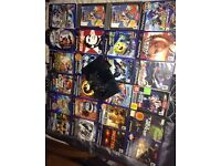 Slim ps2 and 30 games