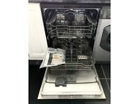 Kenwood Dishwasher KDW60B13 in High Gloss Black - Works brilliant! Manual included