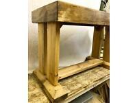 Small Handmade Coffee Table