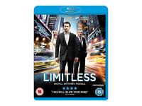 Limitless on Blu-ray