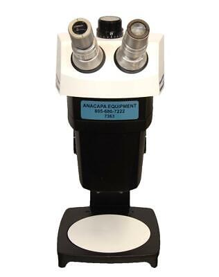 Cambridge Instruments Stereo Zoom 7 Microscope W Stand Used 7363r