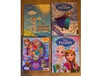 Bundle of 11 Books and Disney Princess Game