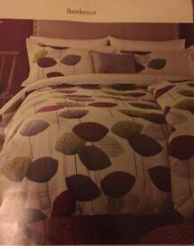 King size duvet cover 100% cotton