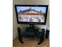 TV SONY BRAVIA with a STAND