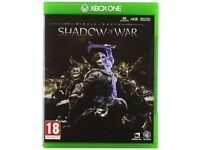 Middle-earth: Shadow of War (Xbox One) sealed