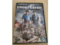 The Undefeated (1969) DVD