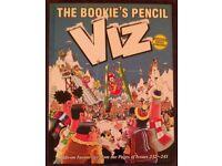 Viz 'The Bookie's Pencil' Annual (2016)