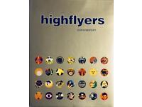 Book: Highflyers / club rave party art