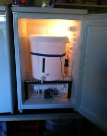 Brewing Fridge ( Fermentation Chamber ) Temp. Control adjustable, £ 79