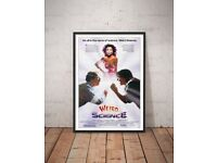 WEIRD SCIENCE - MOVIE POSTER 'REPLICA PRINT' A3
