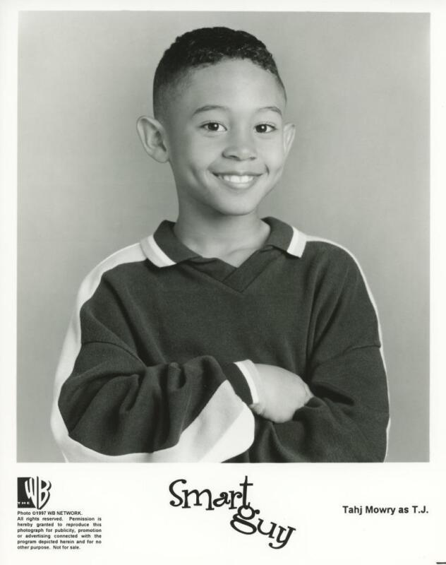 """Tahj Mowry in """"Smart Guy"""" Original TV Still"""