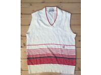 Pierre Cardin vintage jumper/tank top