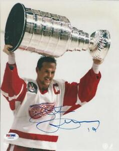 Authentic Autographed Memorabilia by Crash the Net Sports