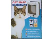 Cat Mate Microchip Cat Flap - NEW