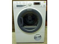 9 Month Old Hotpoint 9kg Condenser Tumble Dryer, MINT!