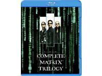 Matrix box set blu ray