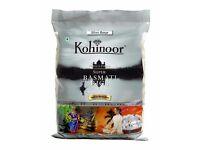 Kohinoor Basmati rice 20KG bag