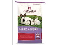 20kg HEYGATES Rabbit Food/Feed