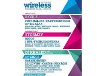 Friday Wireless Ticket x1