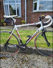 Ridley road bike (Brand new condition)
