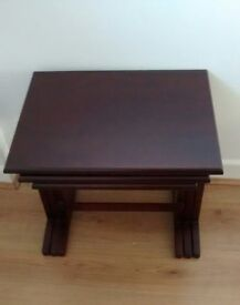 nest tables good condition