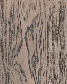Engineered Oak flooring 13/4 x 180 x 1800mm - Grey with dark grain detail - UV Lacquered only £26m²