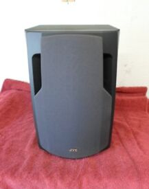 A pair of JVC speakers for sale