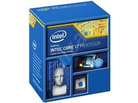Intel Core i7 4790K socket 1150 - 4GHz 4C8T Unlocked Processor Devils Canyon Gaming