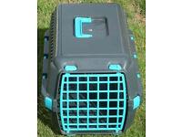 Pet traveller basket (cat or small dog)