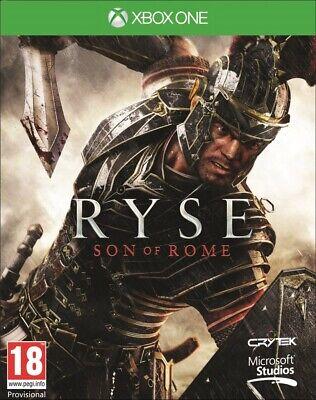 RYSE SON OF ROME PER XBOX ONE USATO TESTATO DA NEGOZIO ITALIANO!!! segunda mano  Embacar hacia Spain