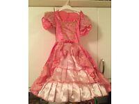 Disney Princess Aurora Dress 3-4yrs
