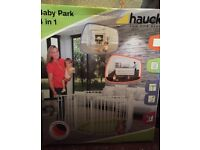 Hauck 4 in 1 Baby Park / Child Gate / Play Pen