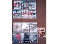 PS3 (Playstation 3) 13 Games pack - GTA. COD, FIFA ..and much more...