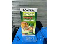 Ronseal Fence Sprayer Brand New & Sealed