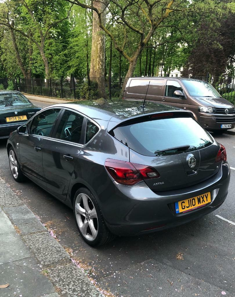 Vauxhall Astra SRI Excellent condition £3395