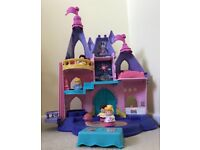 Fisher price princess castle