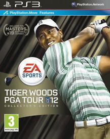 Tiger woods pga tour 12 (ps3)