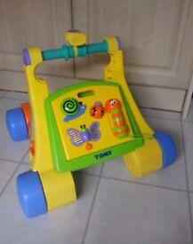 Tomy baby walker/trike.