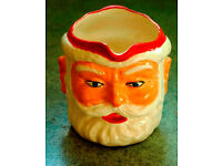 Father Christmas Toby Jug