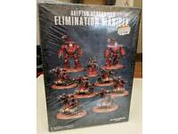 Warhammer 40k adeptus mechanicus elimination maniple