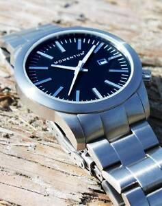 Brand New Momentum Watch on Oyster Bracelet, with Gift Box Freshwater Manly Area Preview