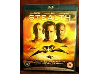 #Christmas Presents -Stealth BluRay