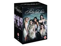 Pretty Little Liars Seasons 1 - 7DVD Complete Series ❏ Genuine R2 1 2 3 4 5 6 7
