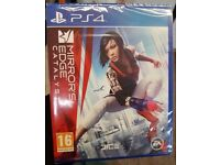 Mirror's Edge: Catalyst - Sony Playstation 4 Game NEW - Amazing PS4 Parkour Sci-Fi Action Mirrors 2