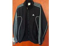 Black Adidas Sports Jacket for £10.00
