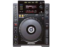 Pioneer CDJ 900 x2