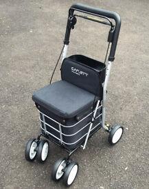 Shopping Trolley with seat Carlett Lett800